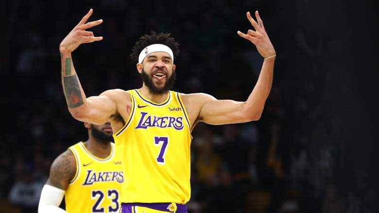 JaVale McGee Lakers Free Agent