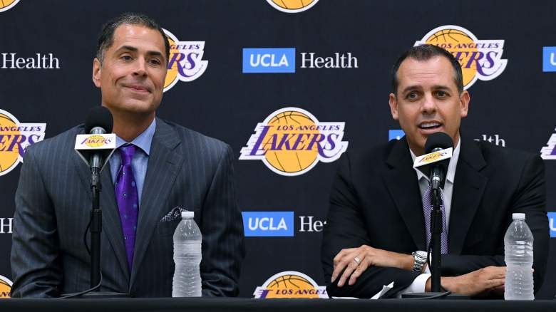 Lakers 2019 Offseason Important Dates