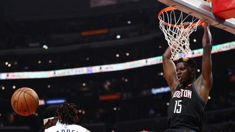 Lakers Clint Capela Trade