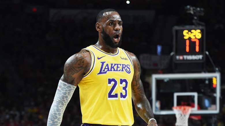 Lakers NBA championship odds
