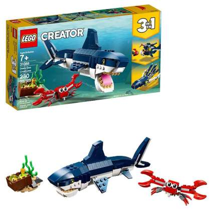 LEGO Creator 3in1 Deep Sea Creatures