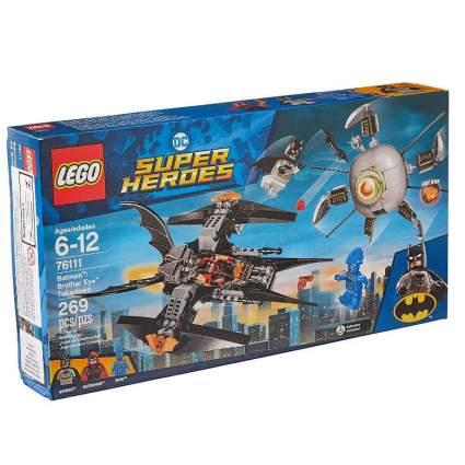 LEGO DC Super Heroes Batman: Brother Eye Takedown