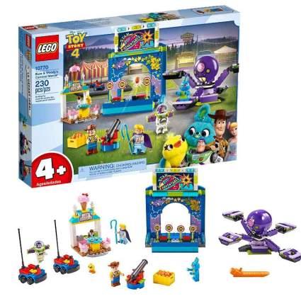 LEGO | Disney Pixar's Toy Story 4 Buzz & Woody's Carnival Mania