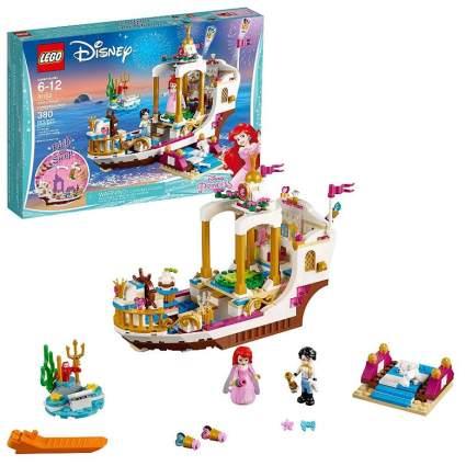 LEGO Disney Princess Ariel's Royal Celebration Boat