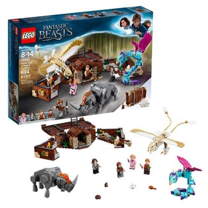 LEGO Fantastic Beasts Newt's Case of Magical Creatures