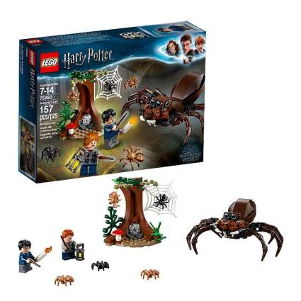 LEGO Harry Potter and The Chamber of Secrets Aragog's Lair