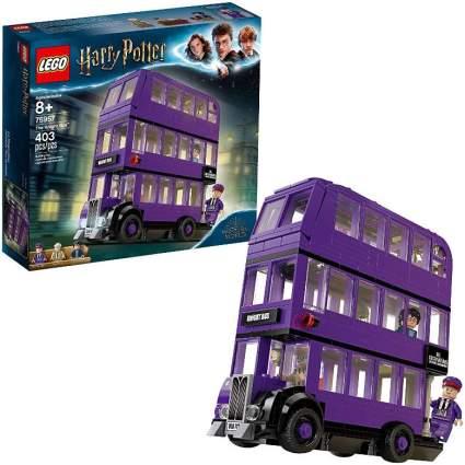 Lego Knight Bus