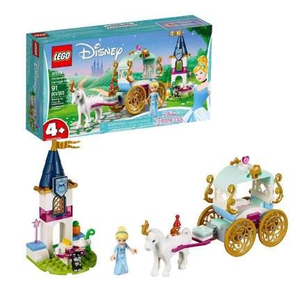 LEGO l Disney Cinderella's Carriage Ride