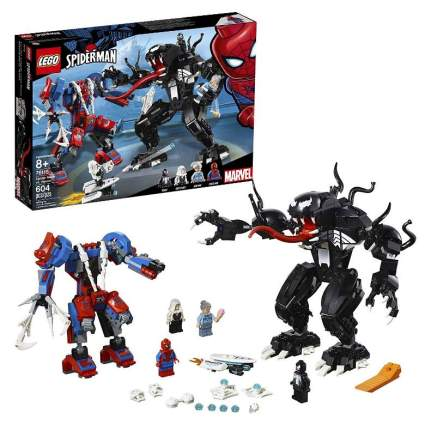 LEGO 6251077 Marvel Spider Mech Vs. Venom