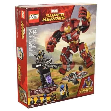 LEGO Marvel Super Heroes Avengers: Infinity War The Hulkbuster Smash-Up
