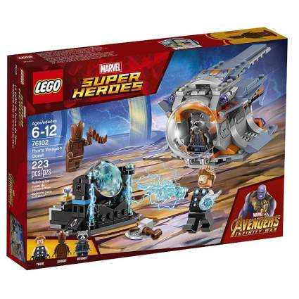 LEGO Marvel Super Heroes Avengers: Infinity War Thor's Weapon Quest