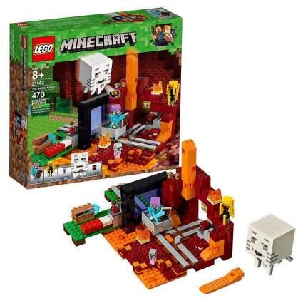 LEGO Minecraft The Nether Portal
