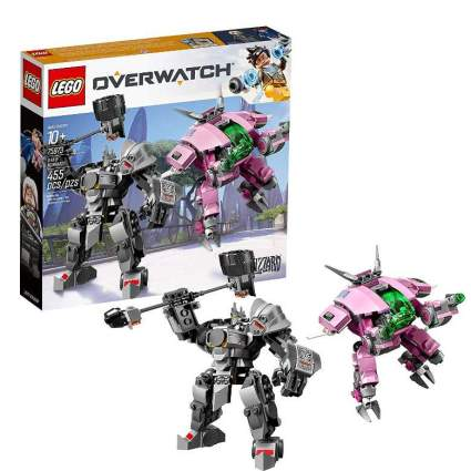 LEGO Overwatch D.Va and Reinhardt 75973 Building Kit.jpg