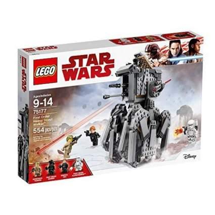LEGO Star Wars Episode VIII First Order Heavy Scout Walker