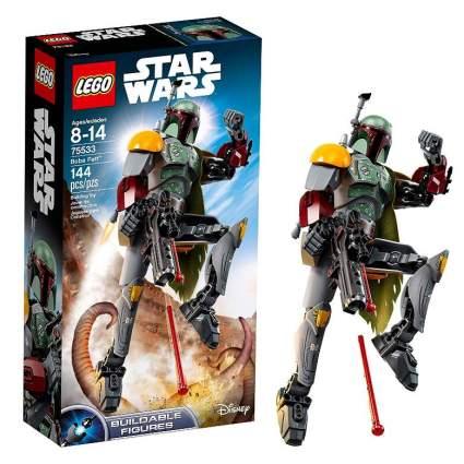 LEGO Star Wars: Return of the Jedi Boba Fett