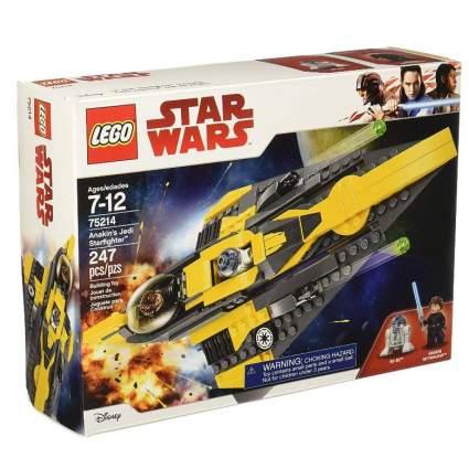 LEGO Star Wars: The Clone Wars Anakin's Jedi Starfighter