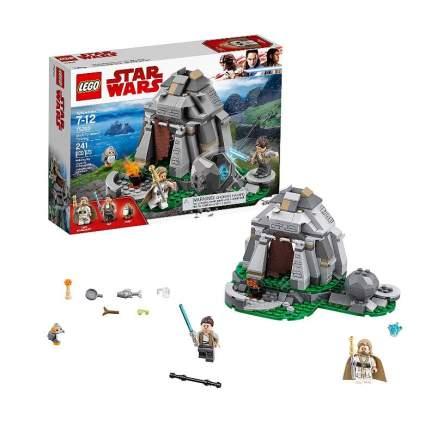 LEGO Star Wars: The Last Jedi Ahch-To Island Training
