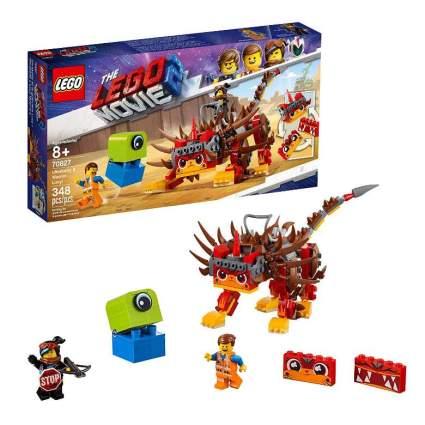 LEGO THE LEGO MOVIE 2 Ultrakatty & Warrior Lucy!