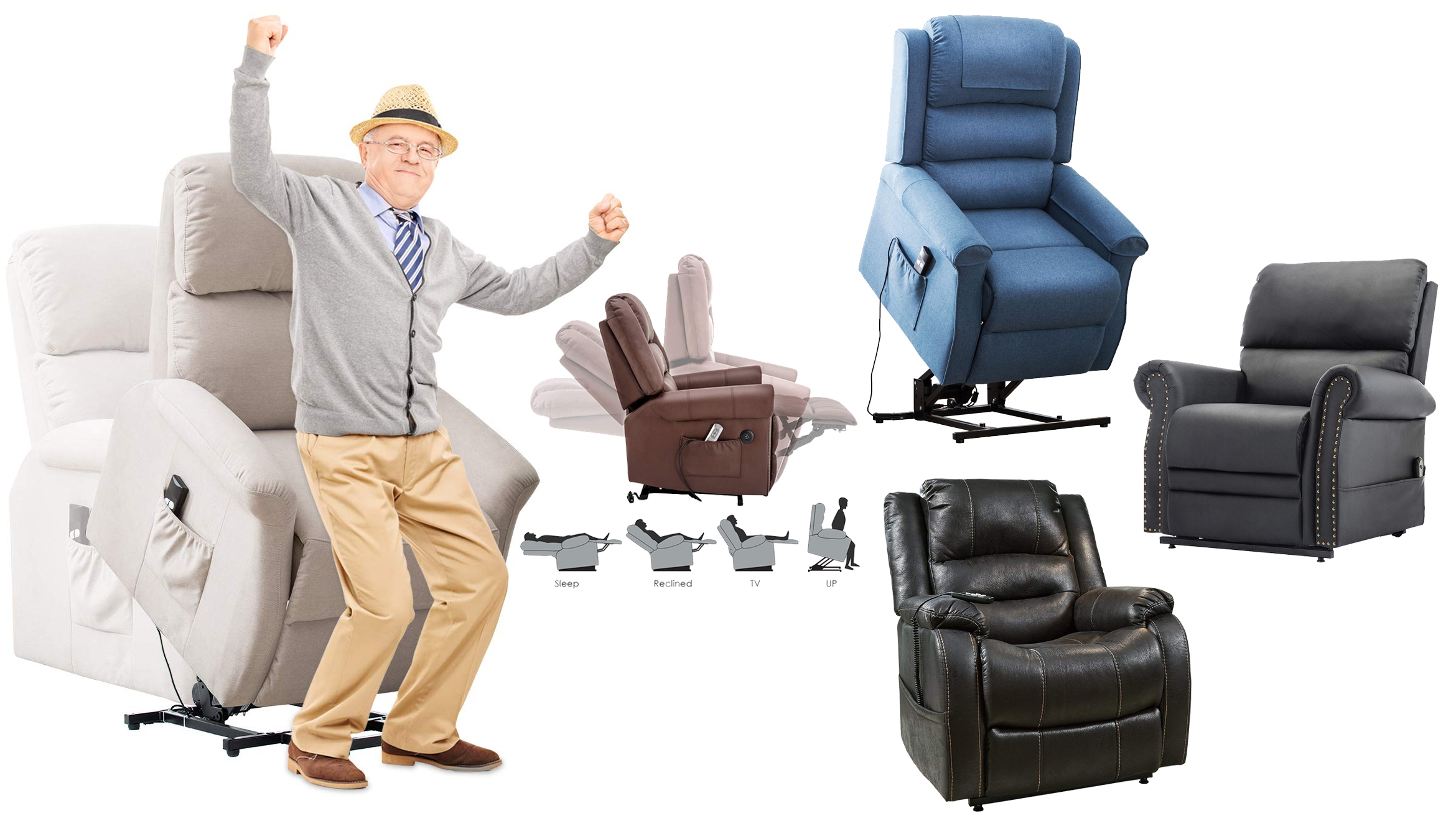 23 Best Lift Chairs for the Elderly: The Ultimate Guide
