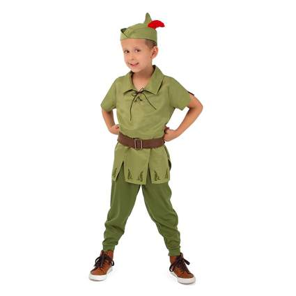 little boys peter pan costume