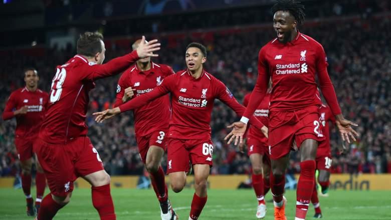 Liverpool vs Tottenham Live Stream