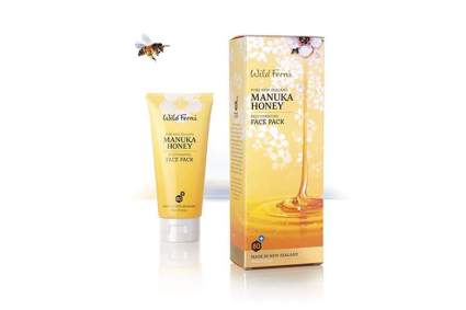 deep cleansing manuka honey mask