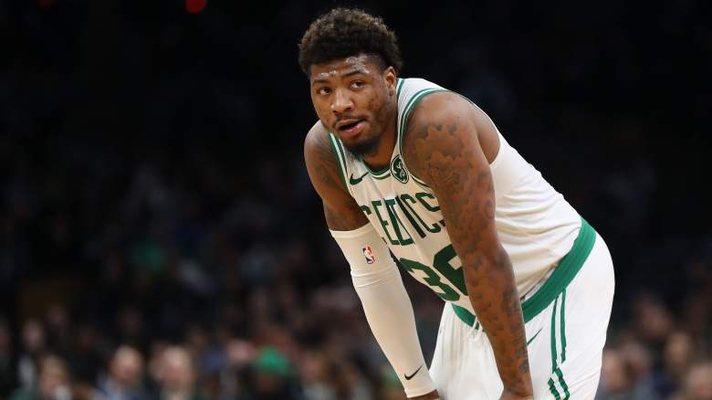 Marcus Smart injury update status torn oblique