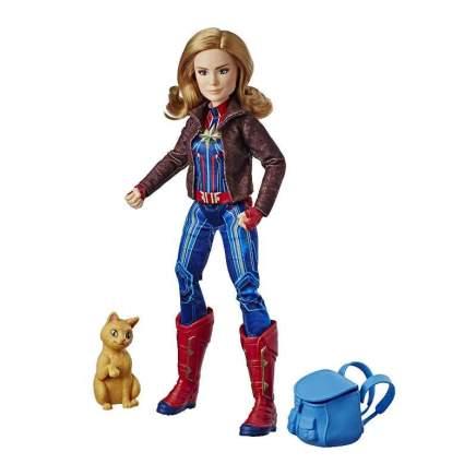 Marvel Captain Marvel Movie Captain Marvel Super Hero Doll Goose The Cat