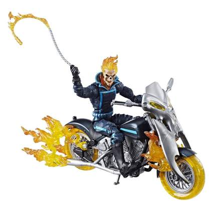 Marvel Legends Series 6-inch Ghost Rider with Flame Cycle