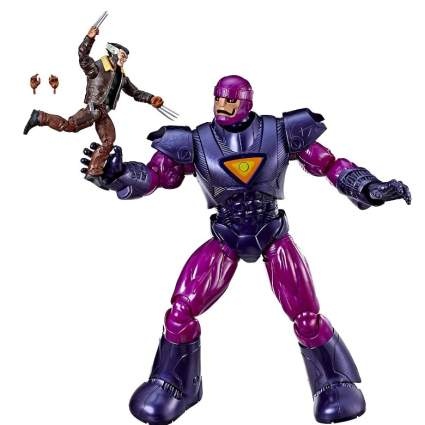 Marvel Legends Series X-Men Days of Future Past Electronic Sentinel and Wolverine Figure (Amazon Exclusive)