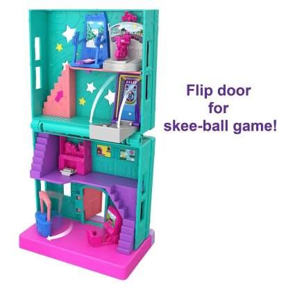 Mattel Polly Pocket Pollyville Arcade