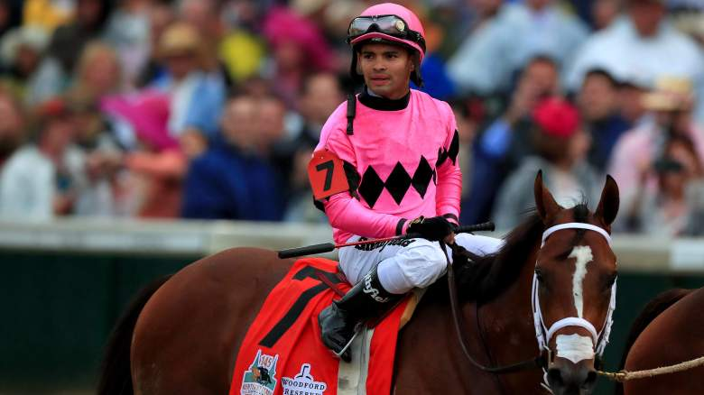 Kentucky Derby controversy Maximum Security disqualified