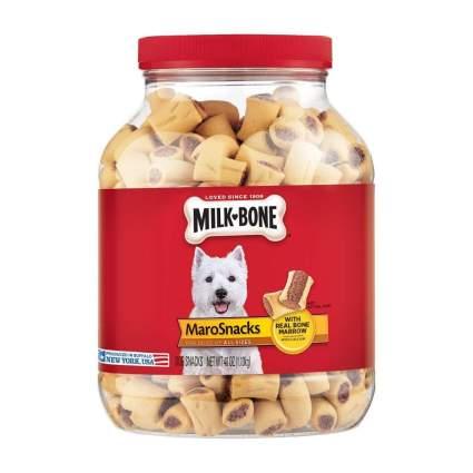 Milk-Bone marrosnacks training treats for dogs