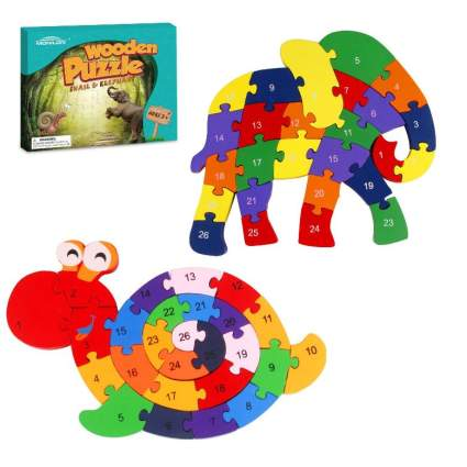 Monilon Wooden Blocks