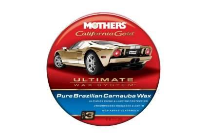 Mothers carnauba car wax