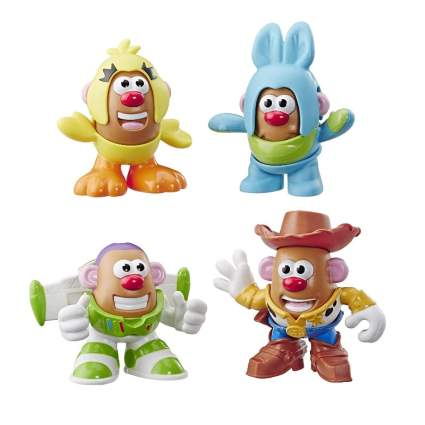 Mr Potato Head Disney/Pixar Toy Story Mini 4 Pack Buzz