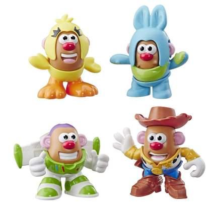 Mr Potato Head Disney/Pixar Toy Story Mini 4 Pack