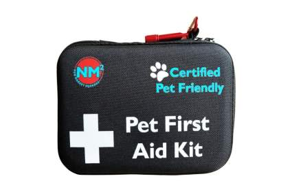 New Market Squared dog first aid kit
