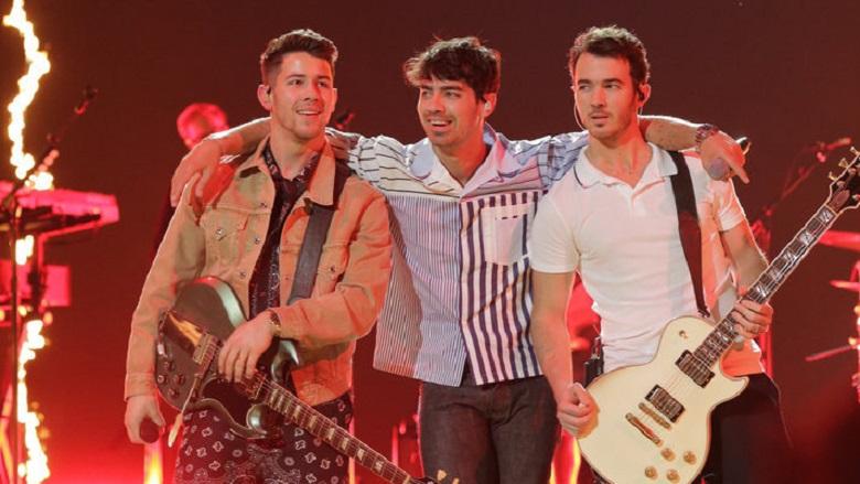 Jonas Brothers The Voice