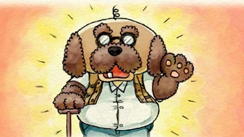 Pappy Van Poodle