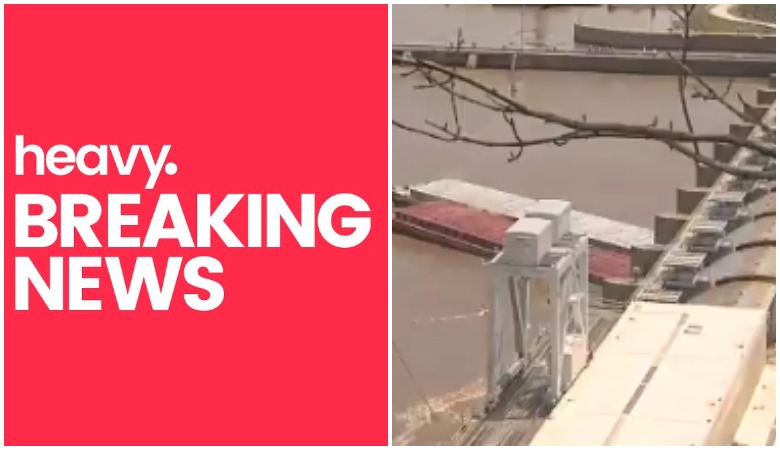 photos videos barges hitting webbers falls