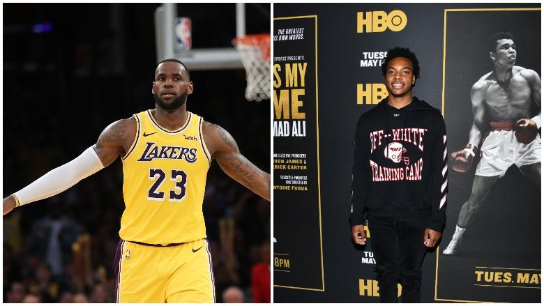 Lakers NBA Draft
