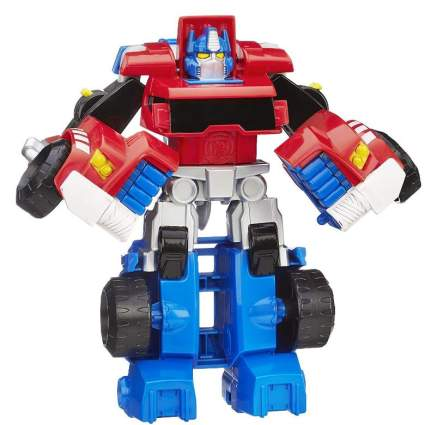 Playskool Heroes Transformers Rescue Bots Optimus Prime Action Figure
