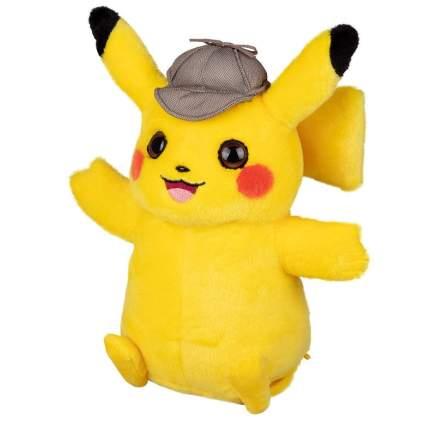 Pokémon Detective Pikachu Movie Interactive Talking Plush