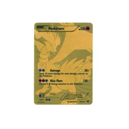 Pokemon - Reshiram (114 113) - Legendary Treasures - Holo