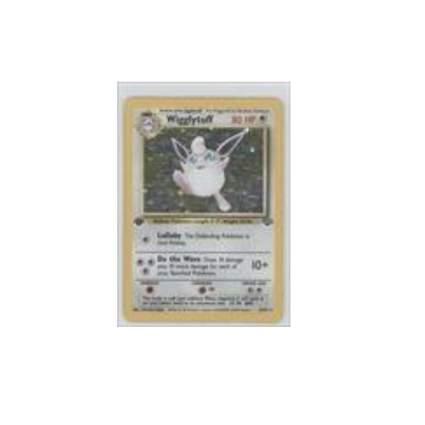 Pokemon - Wigglytuff (16) - Jungle - Holo