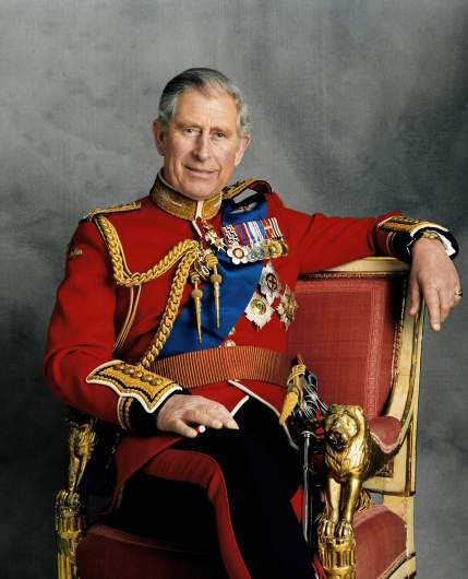 Prince Charles, Line of succession