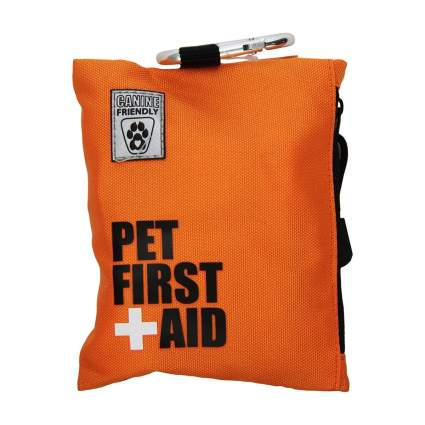 RC Pet pet first aid camping with dogs