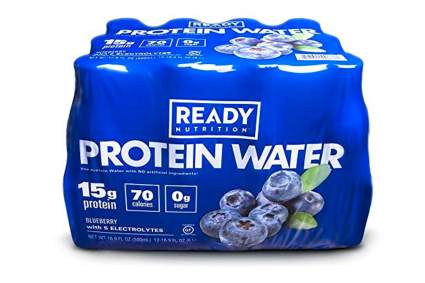 ready nutrition water drink