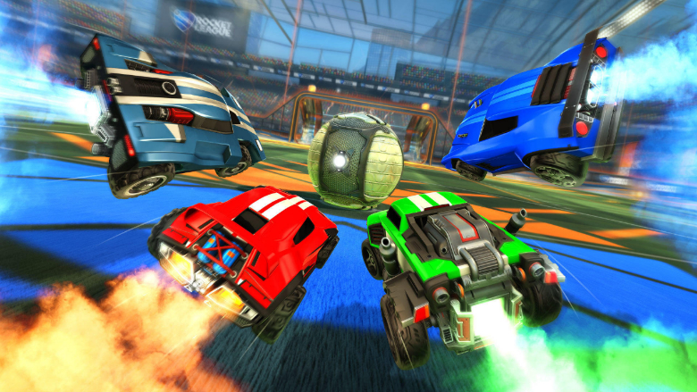Rocket League Review Bombed Steam